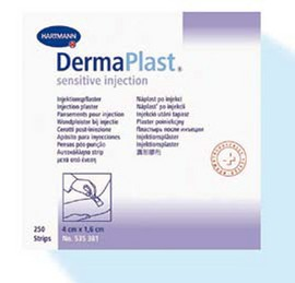 DermaPlast® sensitive injection - Injektionspflaster
