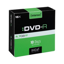 Intenso DVD-R Rohlinge